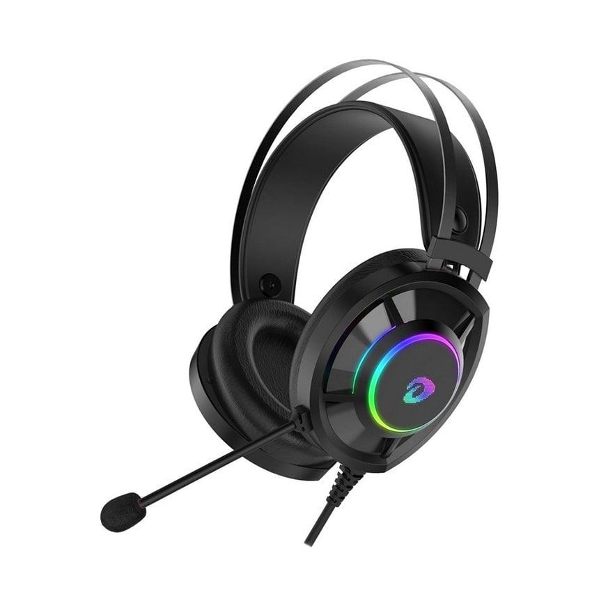 Tai nghe DareU EH469 7.1 RGB Black