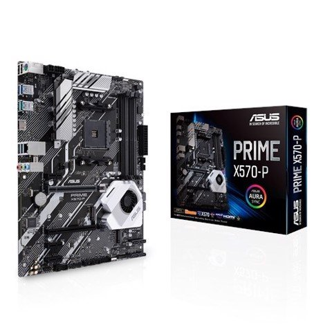 ASUS PRIME X570-P (AMD Socket AM4)
