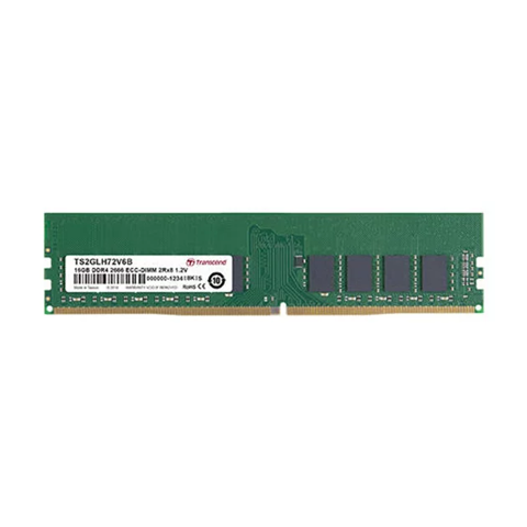(8GB DDR4 1x8G 2666) RAM Transcend ECC 8GB CL19