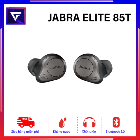 Tai nghe True Wireless Jabra Elite 85t