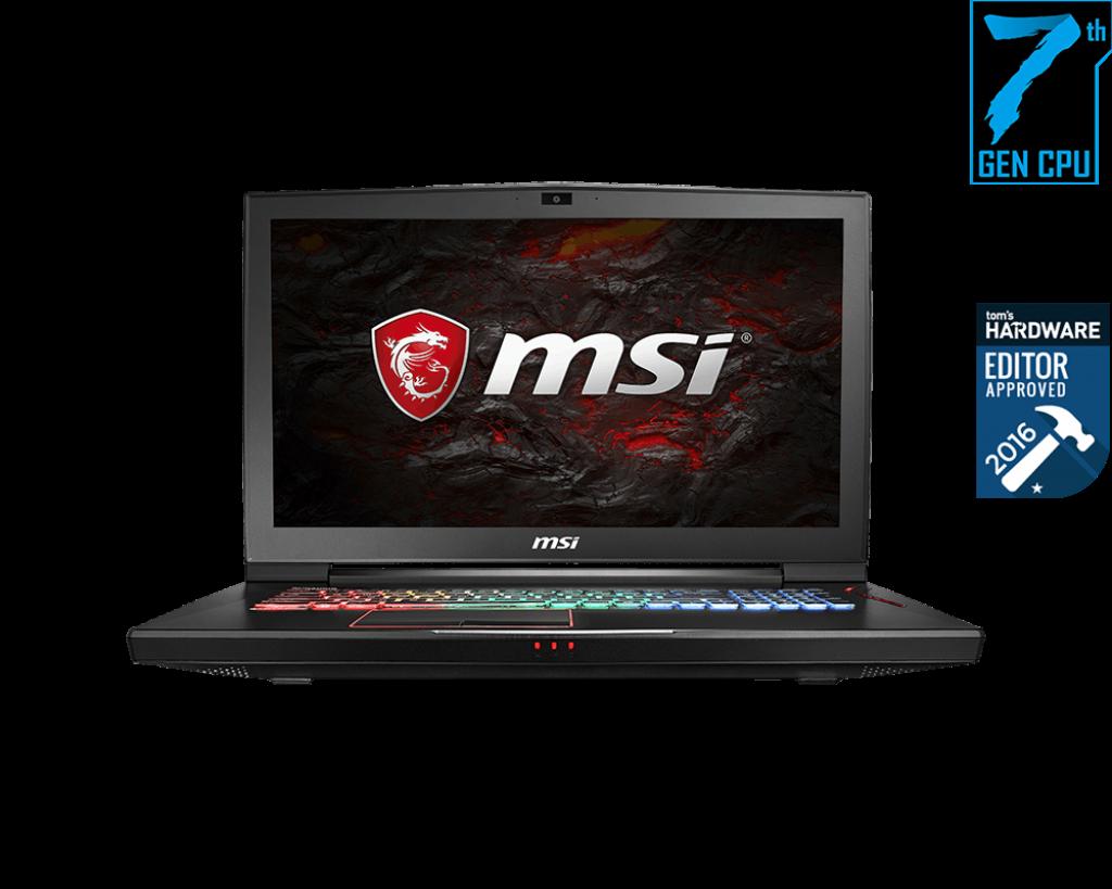 MSI GT73VR 7RF - 607XVN Titan