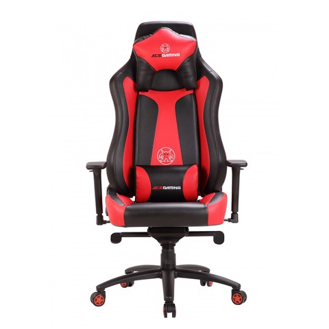 Ghế Ace Gaming - Marshal (Black/Red)