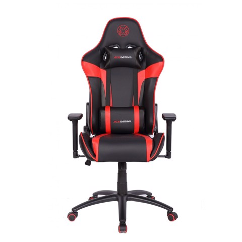 Ghế ACE Gaming - Rogue (Black/Red)