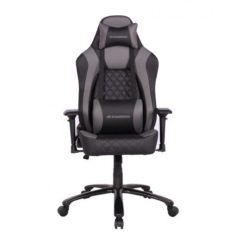 Ghế Ace Gaming - Sentinel (Black/Grey)