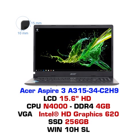 Laptop Acer Aspire 3 A315-34 C2H9