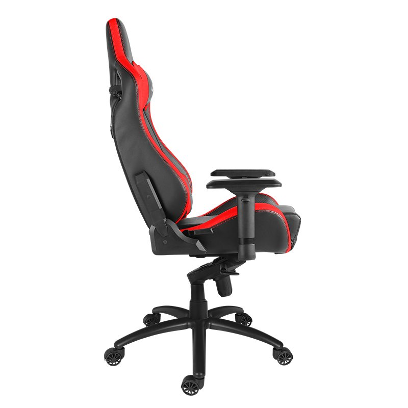 Ghế Gamer Alpha Polaris Racing Black/Red