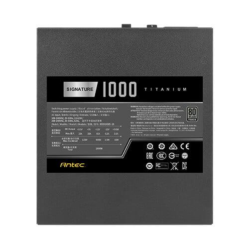 Nguồn Antec Signature Titanium ST1000