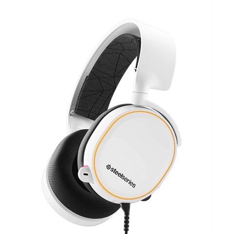 Tai nghe SteelSeries Arctis 5 White Edition - 2019 Edition