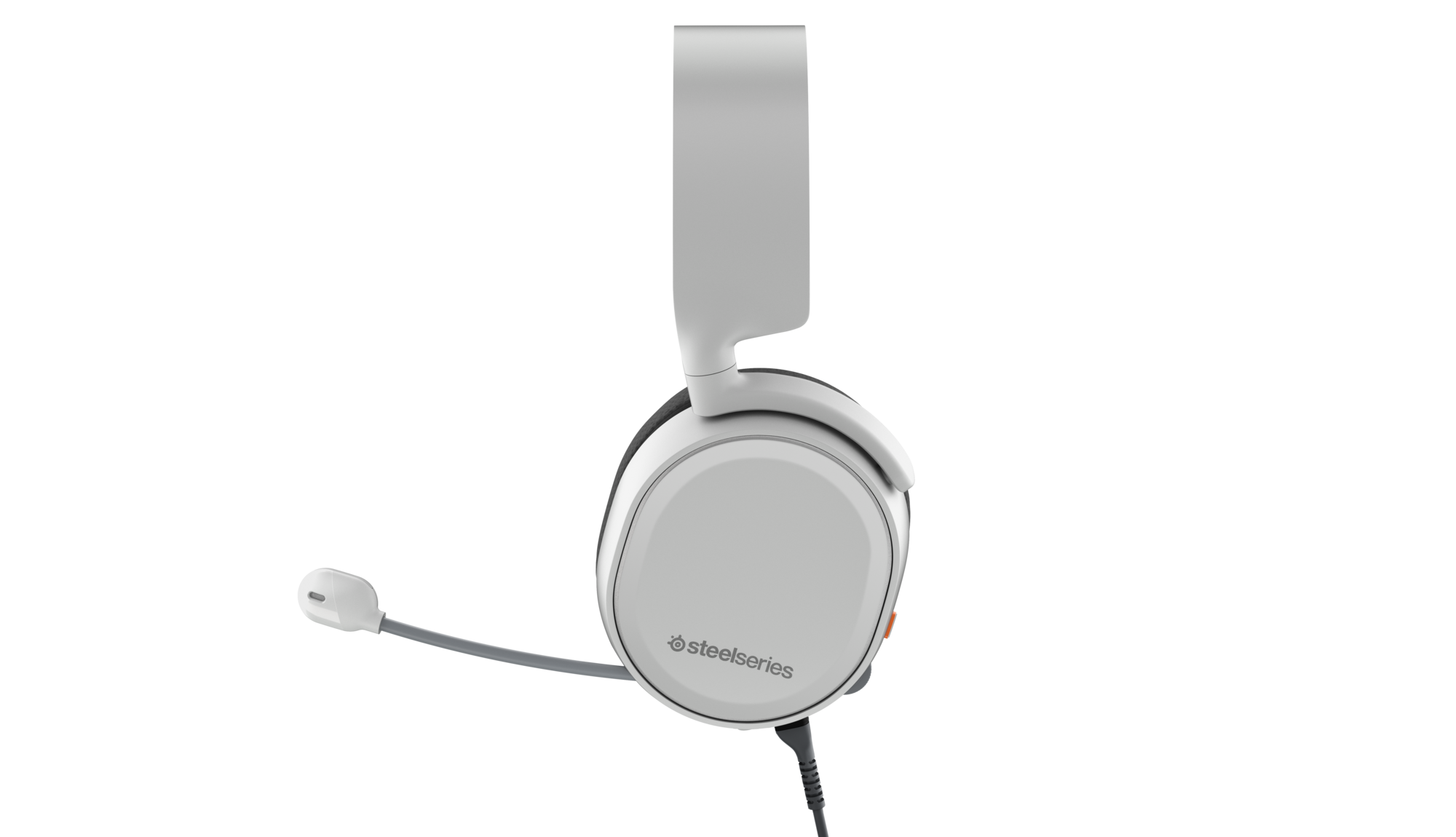 SteelSeries Arctic 3 White Edition