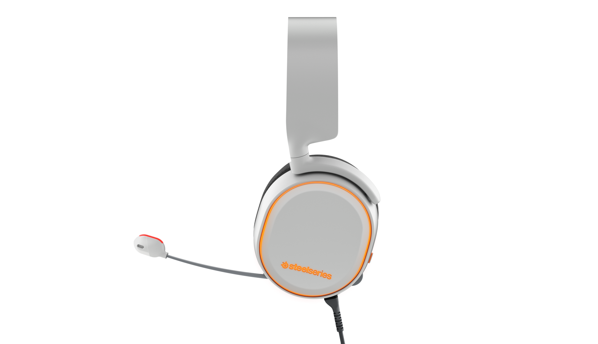 SteelSeries Arctic 5 White Edition