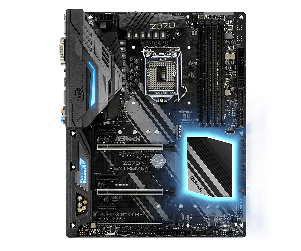 Asrock Z370 Extreme4 Drivers for Mac