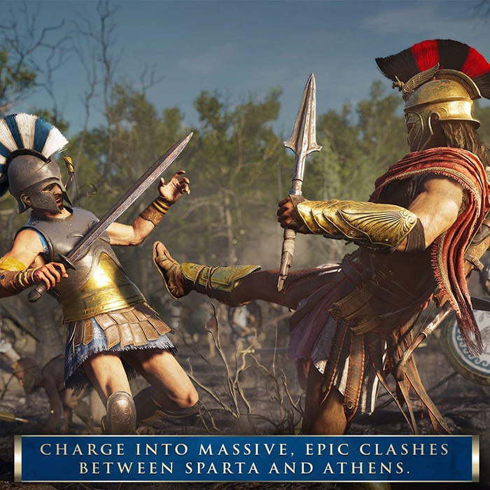 Assassin's Creed Odyssey - US