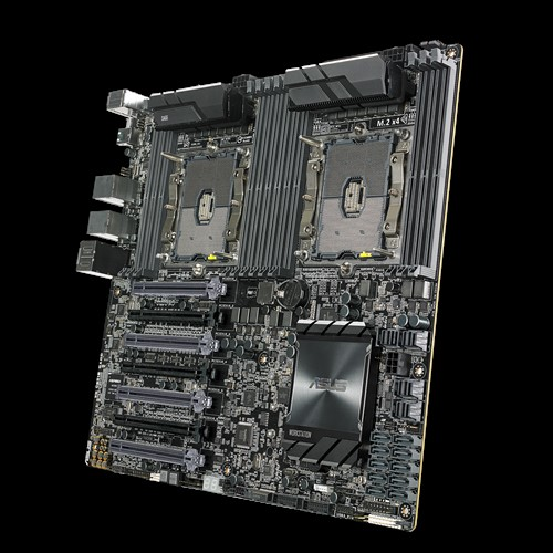 ASUS WS C621E SAGE (Dual CPU Workstations)
