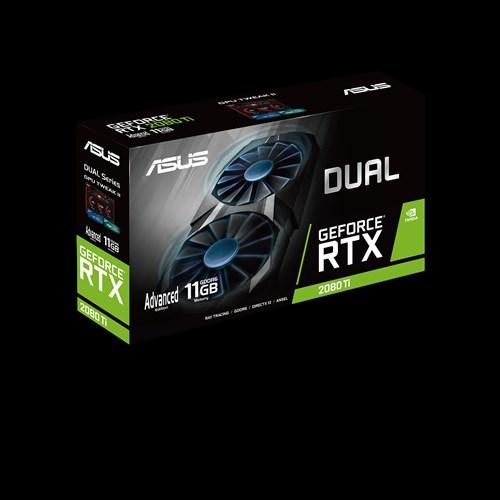 ASUS Dual GeForce RTX™ 2080 Ti Advanced edition 11GB GDDR6