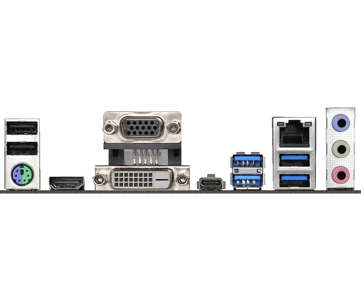 Asrock B365M Pro4 LGA 1151v2