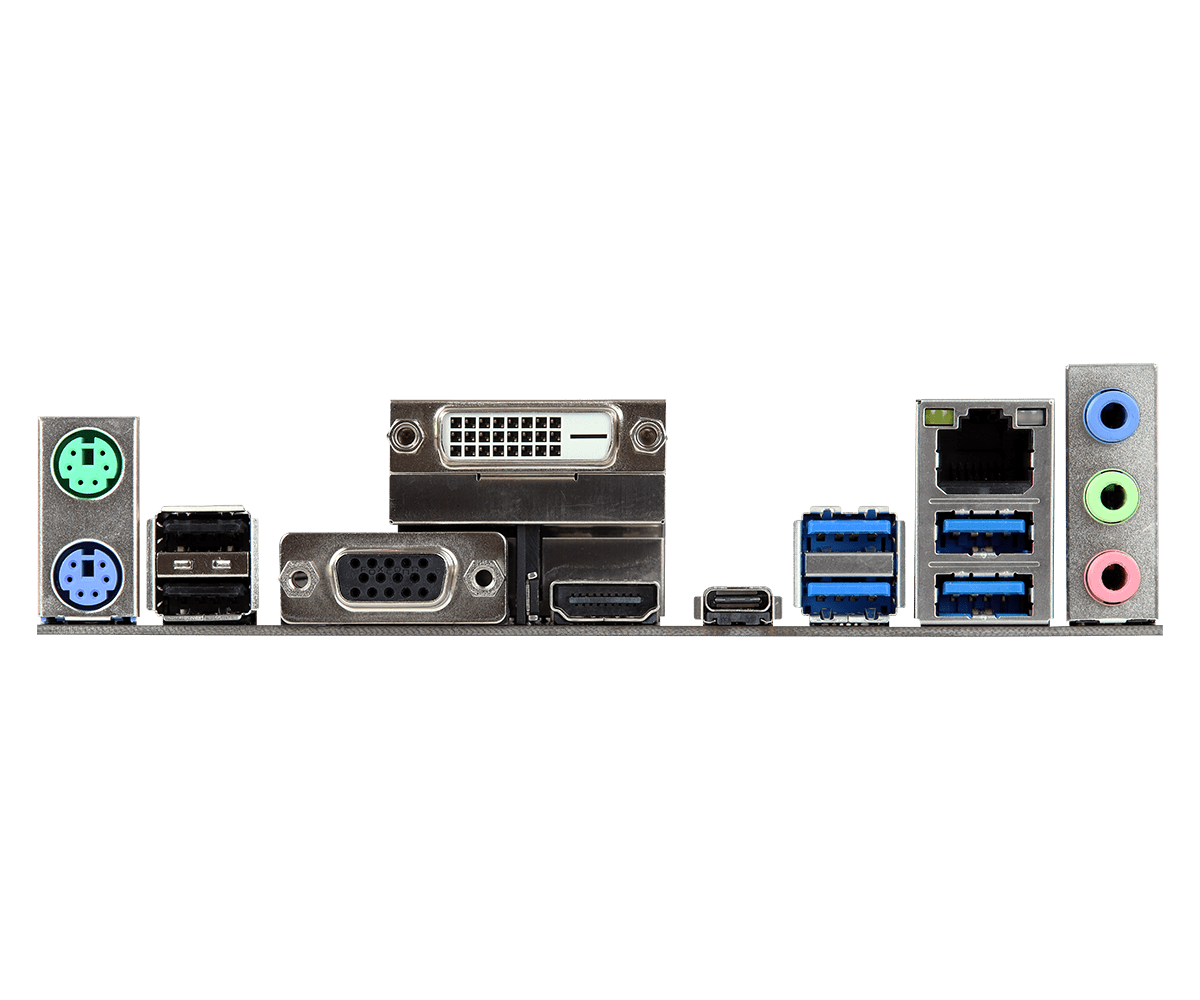 GEARVN.COM - Mainboard ASROCK B450M Pro4-F