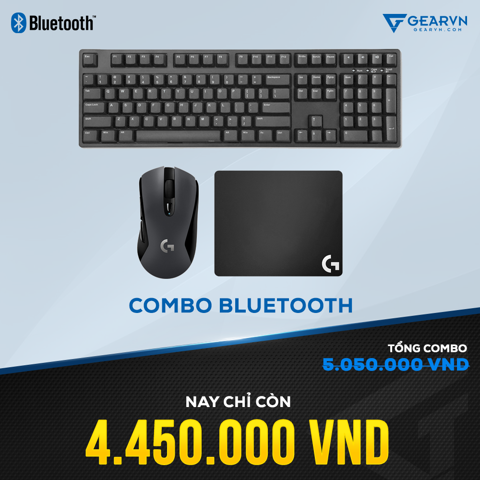 Combo Bluetooth - GEARVN