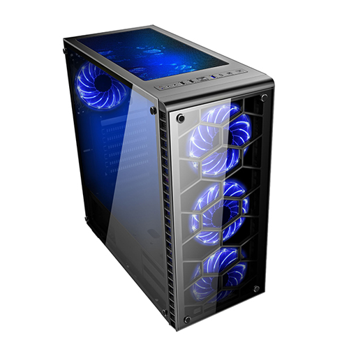 Case 1ST PLAYER FIREBASE X7 Tempered Glass (Mid-town)
