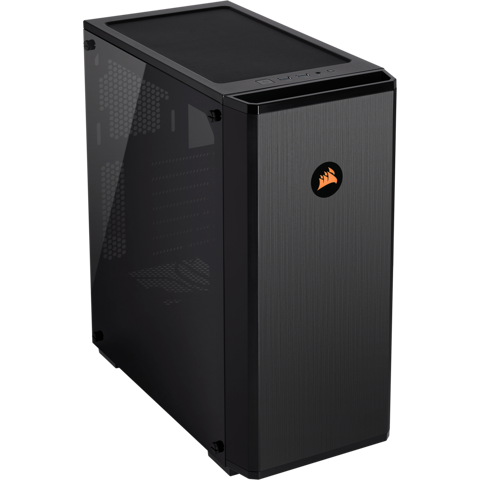 Case Corsair 175R (Mid-Tower) Black