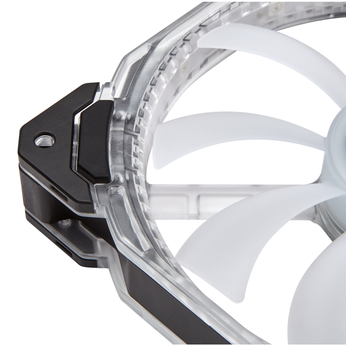 Corsair HD140 RGB LED 140mm Fan - 2 FAN - có Controller