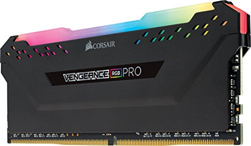 (16G DDR4 2x8G 3000 ) Corsair Vengeance RGB PRO