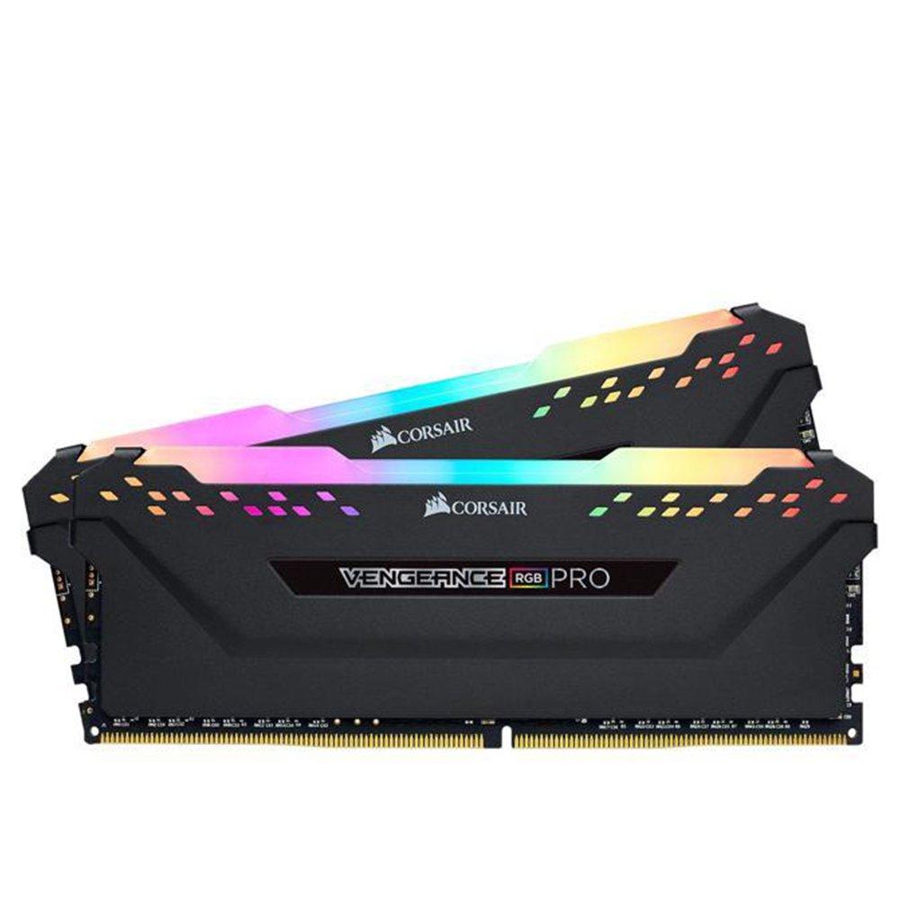 (32G DDR4 2x16G 3200 ) Corsair Vengeance RGB PRO