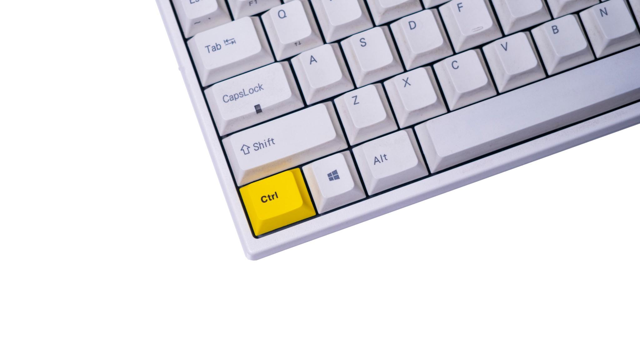 Keycap Ctrl Leopold (Yellow)