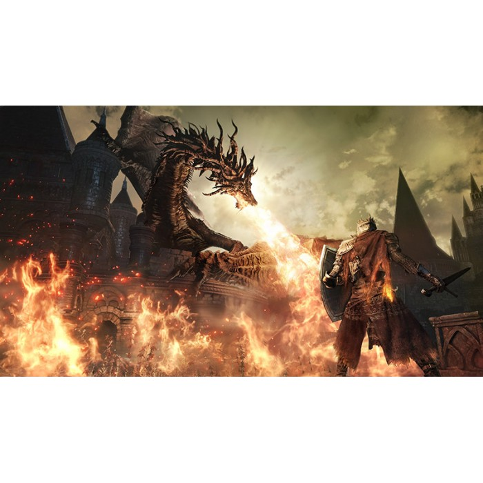 Dark Souls III: The Fire Fades Edition - GOTY - US