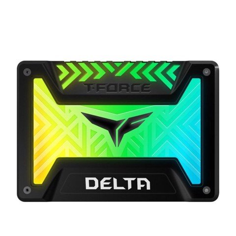 DELTA S SSD RGB T-Force gaming 2.5 Sata III 250Gb
