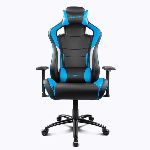 Ghế Gamer Drift DR400 Black/Blue/White