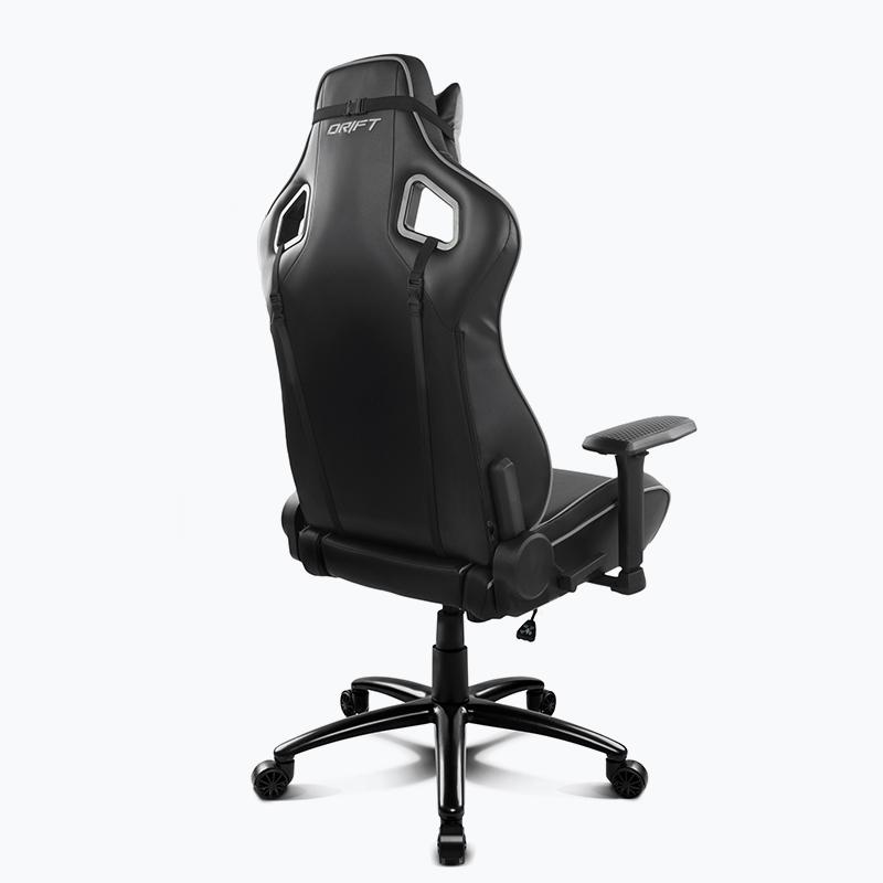 Ghế Gamer Drift DR400 Black/Grey/White