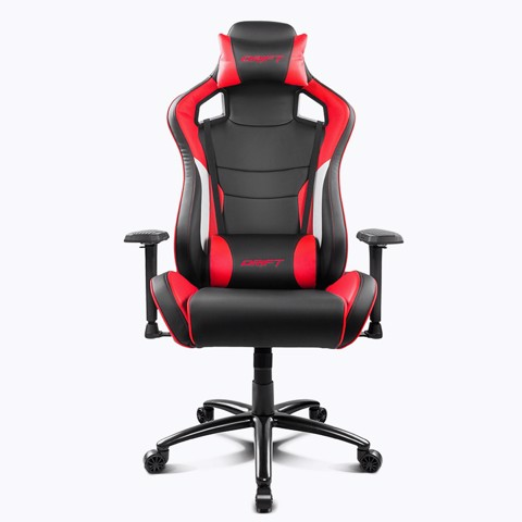 Ghế Gamer Drift DR400 Black/Red/White