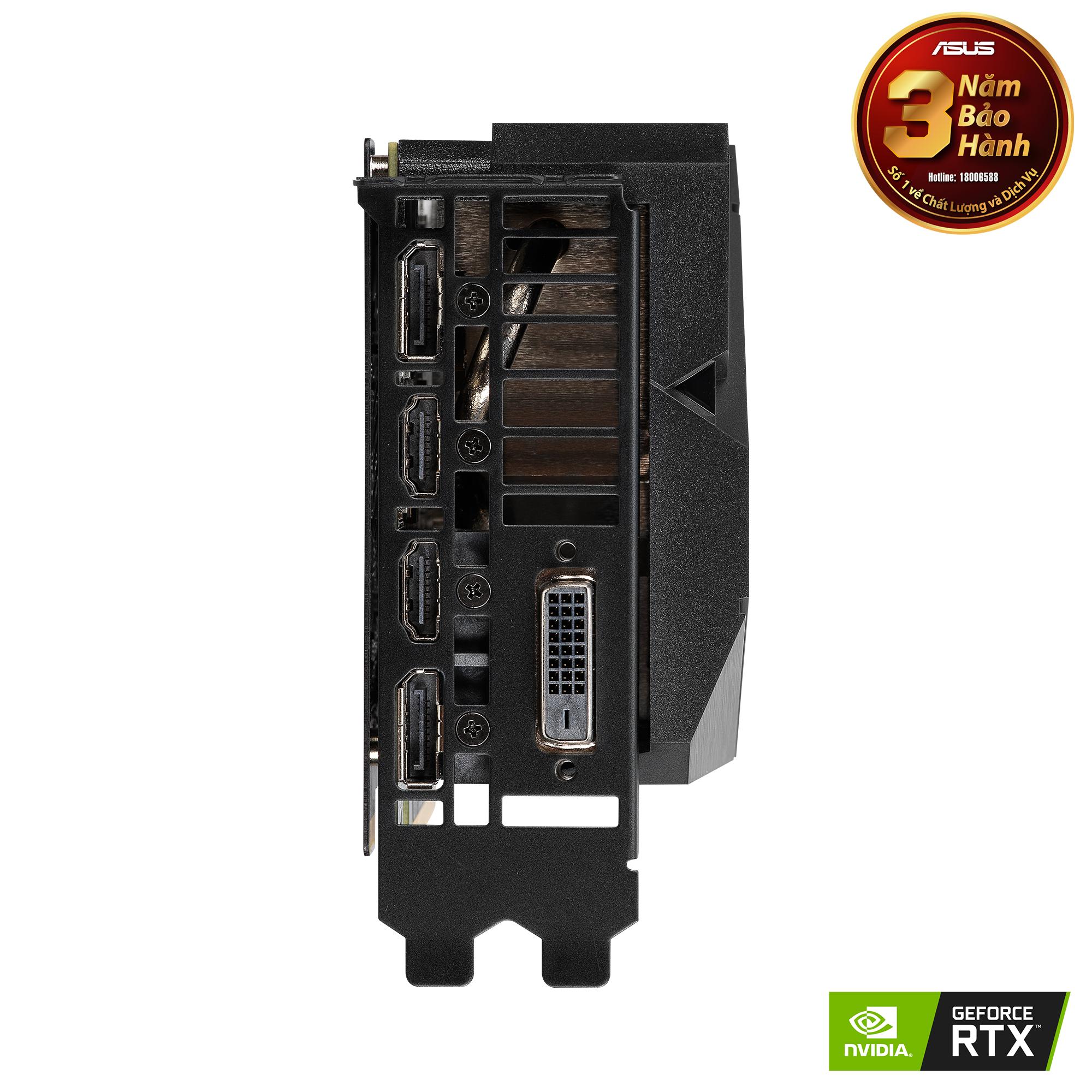 ASUS RTX 2060 SUPER DUAL EVO A8G GDDR6