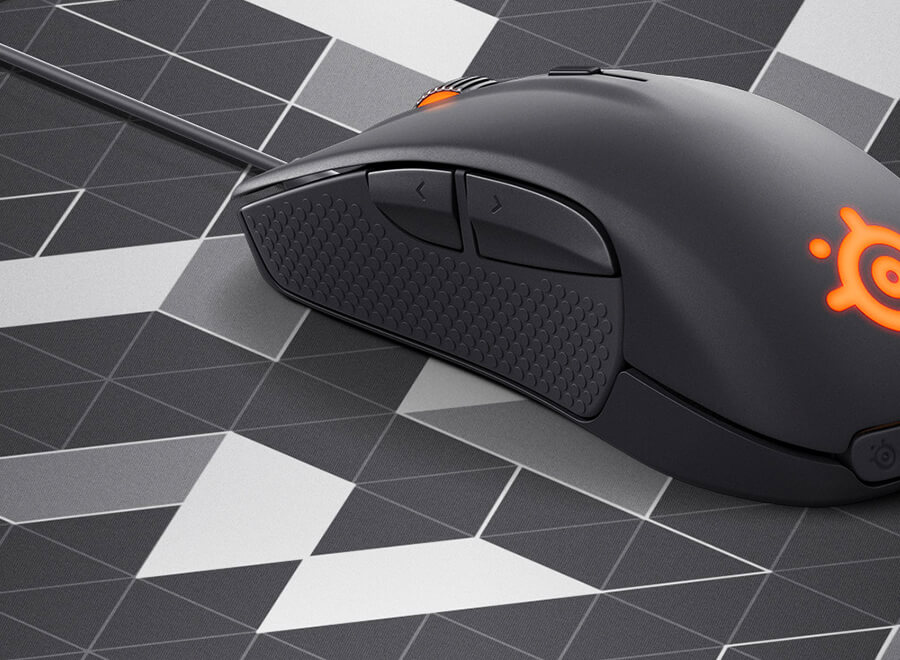 SteelSeries QcK+ Limited Micro-Woven Cloth