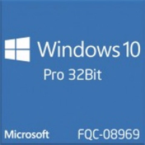 Window Pro 10 Win 32 Eng Intl 1PK OEI DVD (FQC-08969)