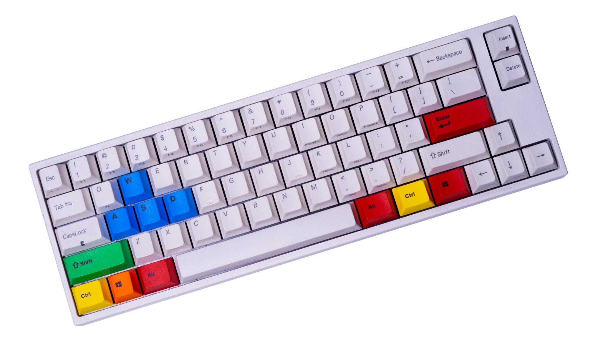 Keycap ASDW Leopold (Blue)