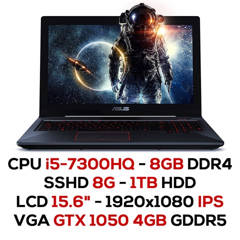 Laptop Gaming Asus FX503VD-E4082T