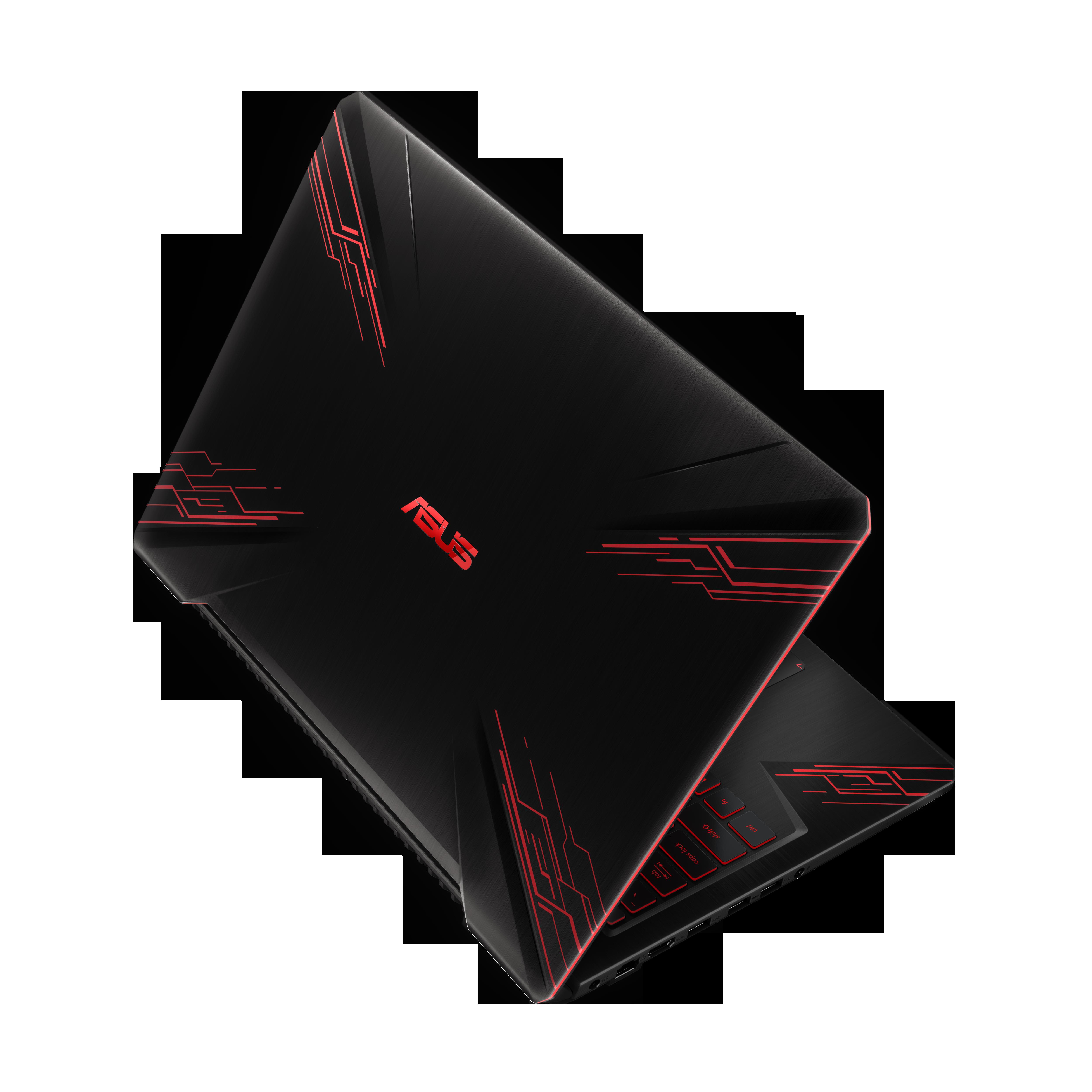 Laptop ASUS TUF GAMING FX504GD - E4081T