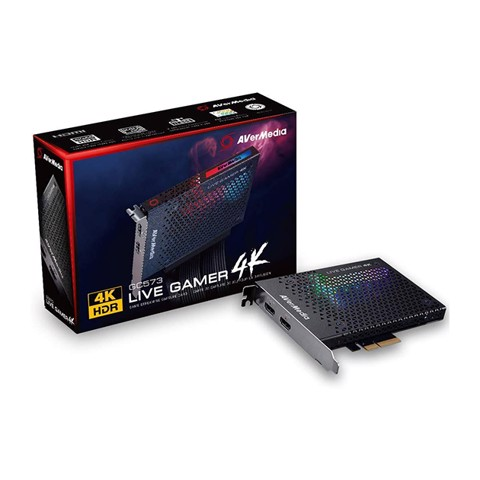 Capture Card AVerMedia Live Gamer 4K GC573
