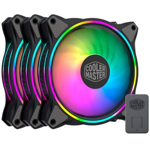 Fan Cooler Master MASTERFAN MF120 HALO