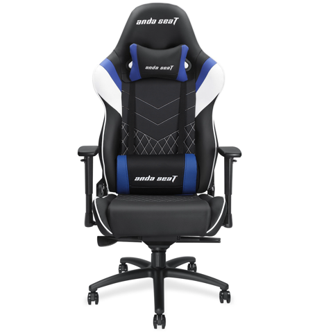Ghế Anda Seat Assassin KING Black/Blue