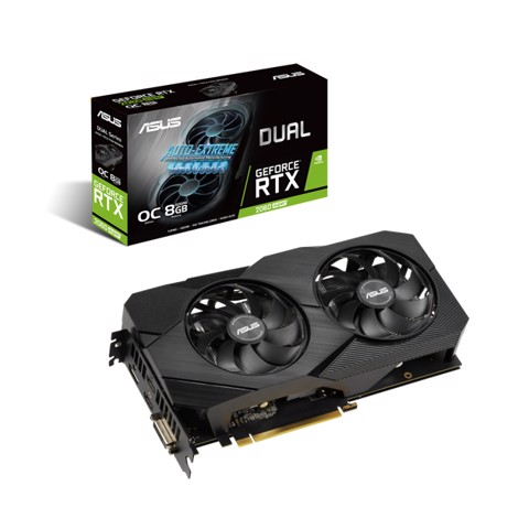 ASUS Dual GeForce RTX 2060 SUPER EVO V2 8GB GDDR6