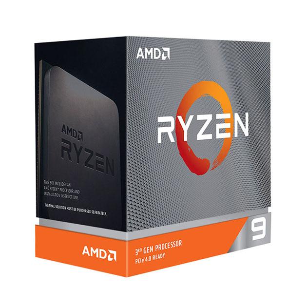 CPU AMD Ryzen 9 3900XT / 64MB / 3.8GHz / 12 nhân 24 luồng