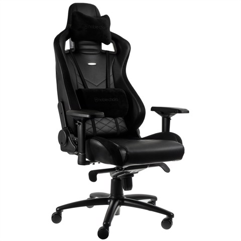 Ghế Gaming Noble Chair - Epic Series Black