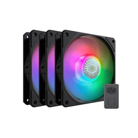 Fan Cooler Master SICKLEFLOW 120 ARGB 3 IN 1