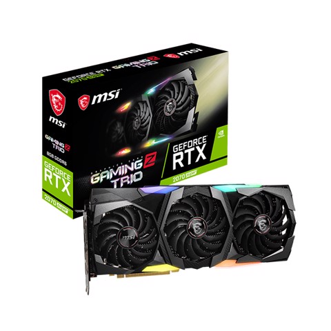 MSI RTX 2070 Super GAMING Z TRIO 8G