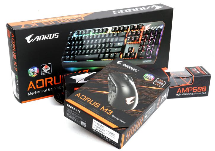 Gigabyte Aorus K7 Mechanical Keyboard