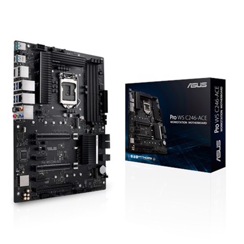Mainboard Asus PRO WS C246-ACE