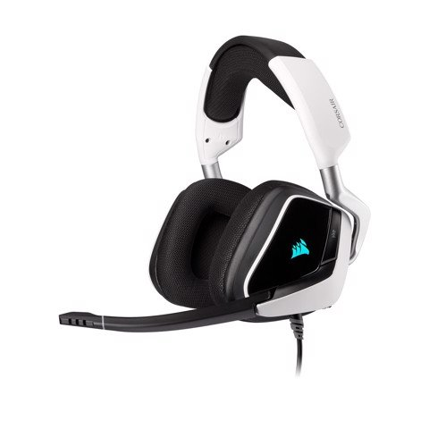 Tai nghe Corsair VOID RGB ELITE USB 7.1 - White