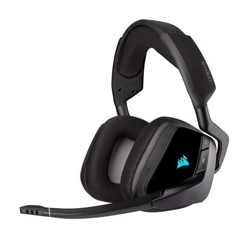 Tai Nghe Corsair VOID RGB ELITE Wireless 7.1 - Carbon
